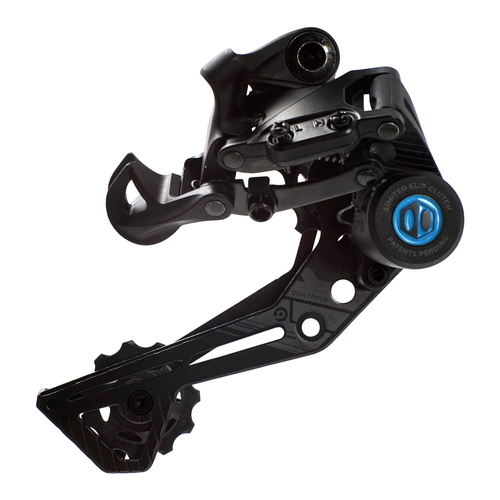 Box Three Prime 9 X-Wide Rear Derailleur Black - boxcomponents
