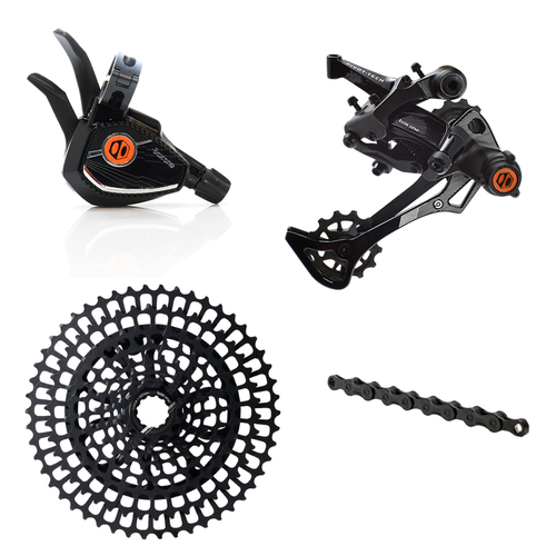 Box One Prime 9 X-Wide Multi Shift Groupset - boxcomponents
