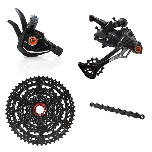 Box One/Two P9 X-Wide Multi Shift Groupset - boxcomponents
