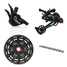 Load image into Gallery viewer, Box Two Prime 9 X-Wide Multi Shift Groupset - boxcomponents