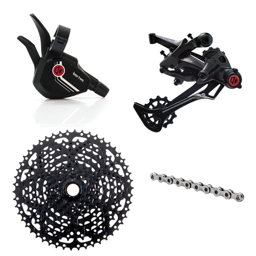 Box Two/Three P9 X-Wide Single Shift Groupset