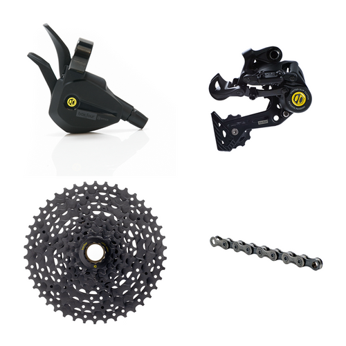 Box Four 8S Wide Multi Shift Groupset - boxcomponents