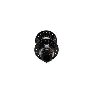 Box Two 20mm Front Hub 36h Black - boxcomponents