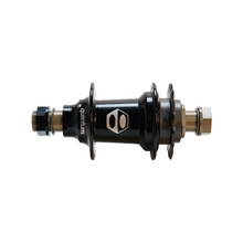 Load image into Gallery viewer, Box One Quantum Hubset 36h Black - boxcomponents