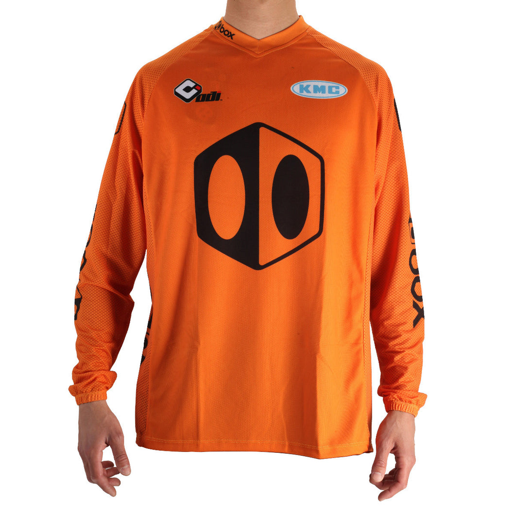 Box Long Sleeve Race Adult Jersey