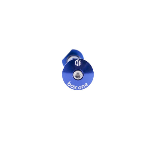 Box One 1.5 Inch Stem Lock [Blue] - boxcomponents