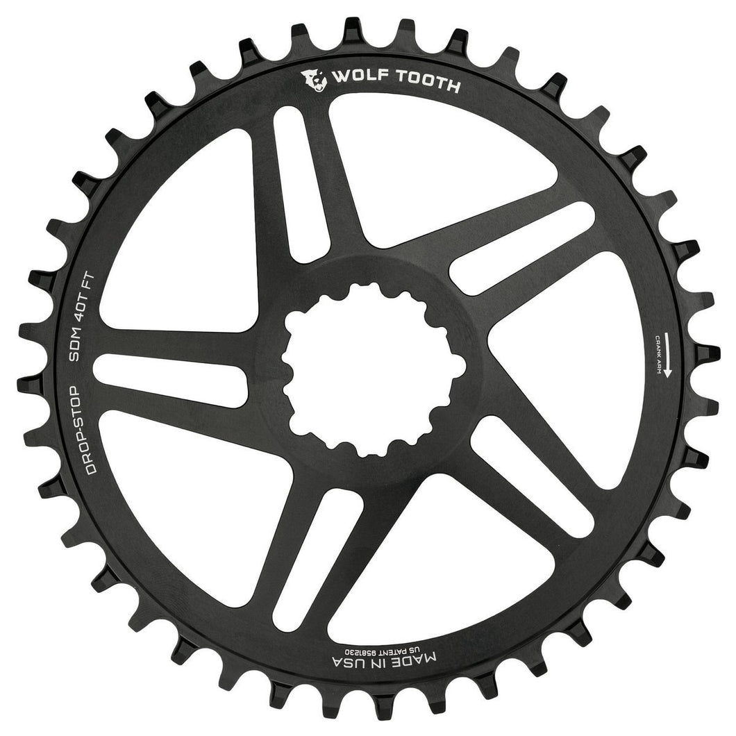 Wolf Tooth Direct Mount Chainrings for SRAM Cranks - Box®