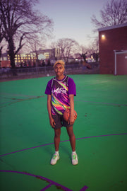 Astral Cosmic Basketball Jersey