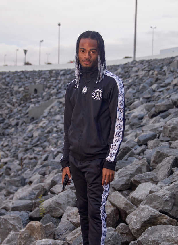 Astral Black Tracksuit