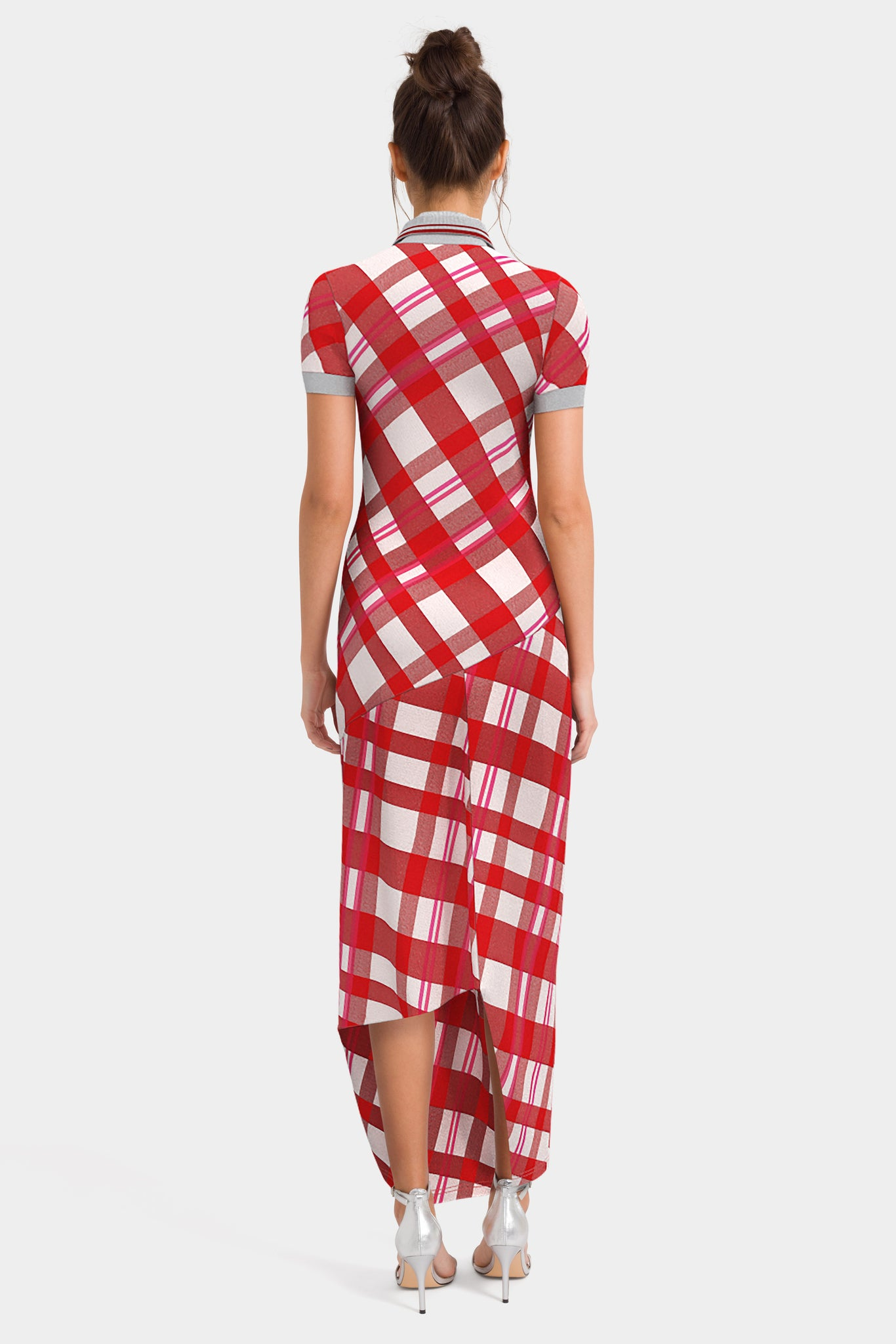 Stella Plaid Dress