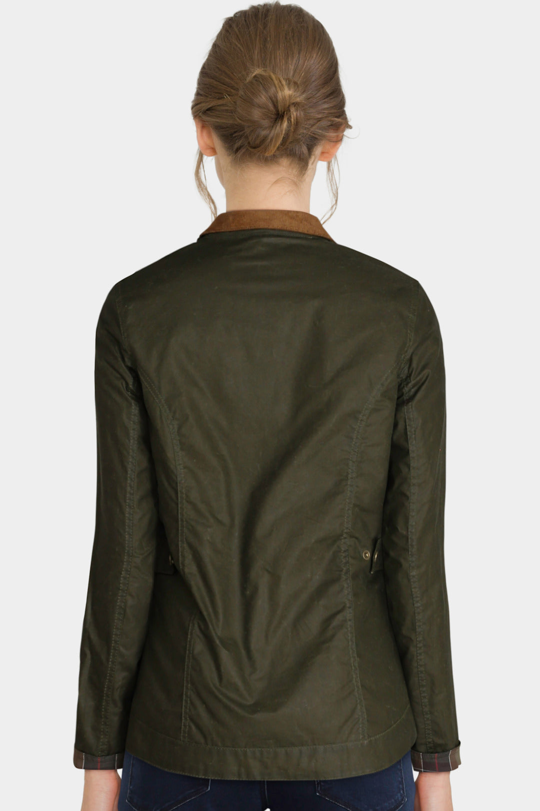 Green Barbour Jacket