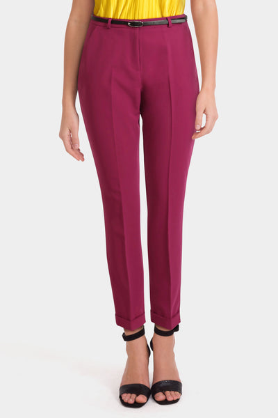ASOS The Slim Tailored Cigarette Trousers with Belt
