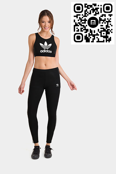 Adidas Leggings & Originals Bralet Top