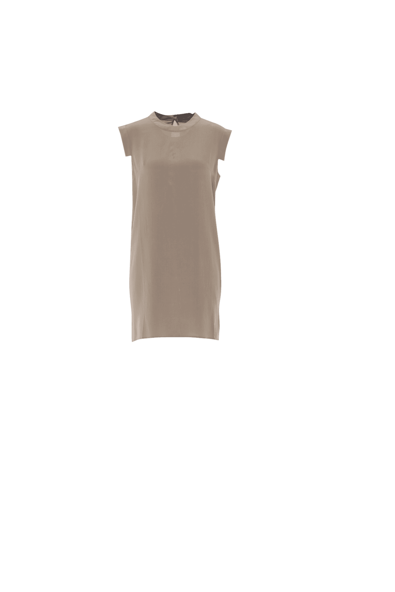 TONYA LEW DRESS LIGHT KHAKI