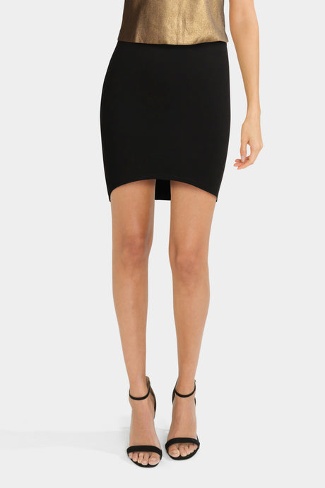 Black Bodycon Skirt