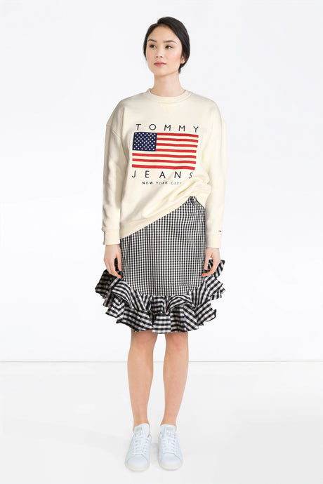 HOH Skirt, Tommy Sweater