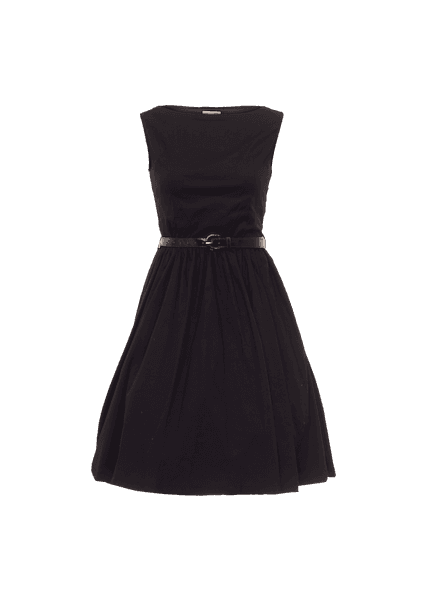 LINDY BOP AUDREY BLACK DRESS