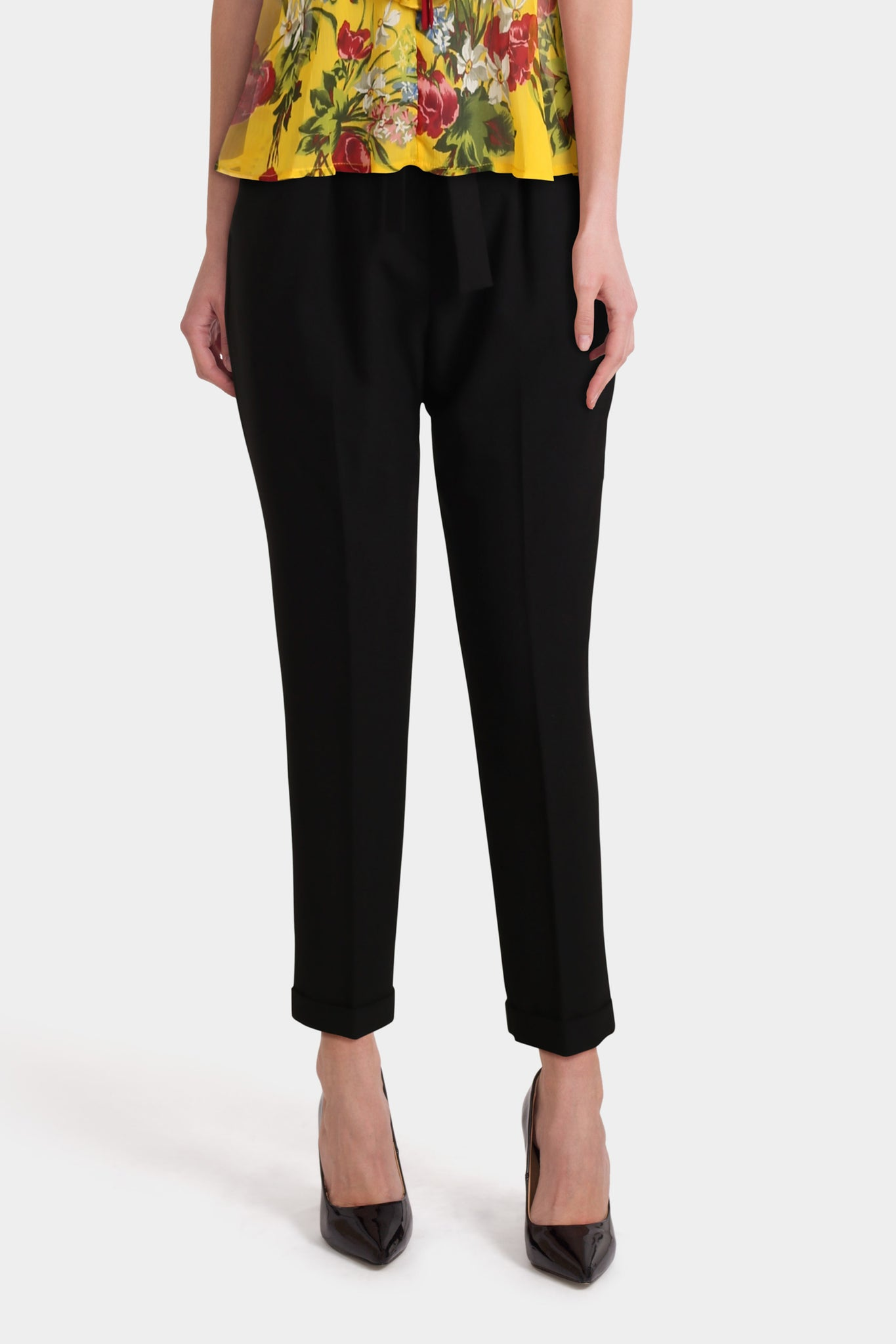 e10fcda09de1 ASOS Woven Peg Trousers with Obi Tie – TRY METAIL