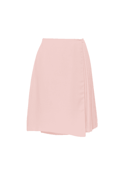 TOPSHOP PLEATED WRAP KILT