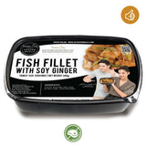 Fish Fillet with Soy Ginger