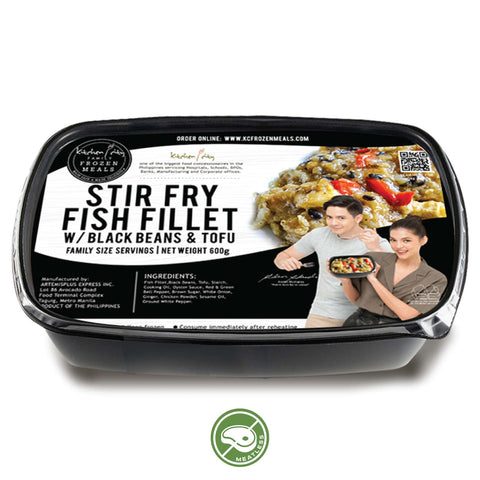 Stir Fry Fish Fillet