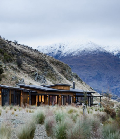 Home Sweet Home - New Zealand House with Glacier Views