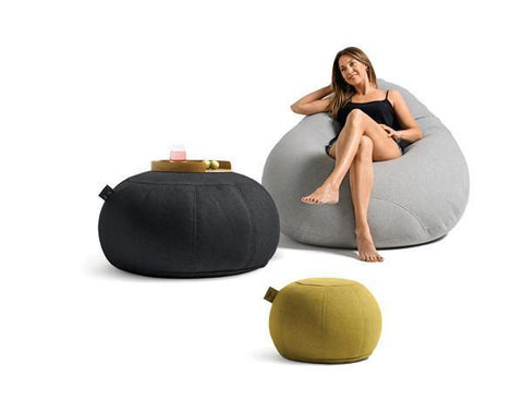 Oh so versatile — Kyoto indoor bean bags.