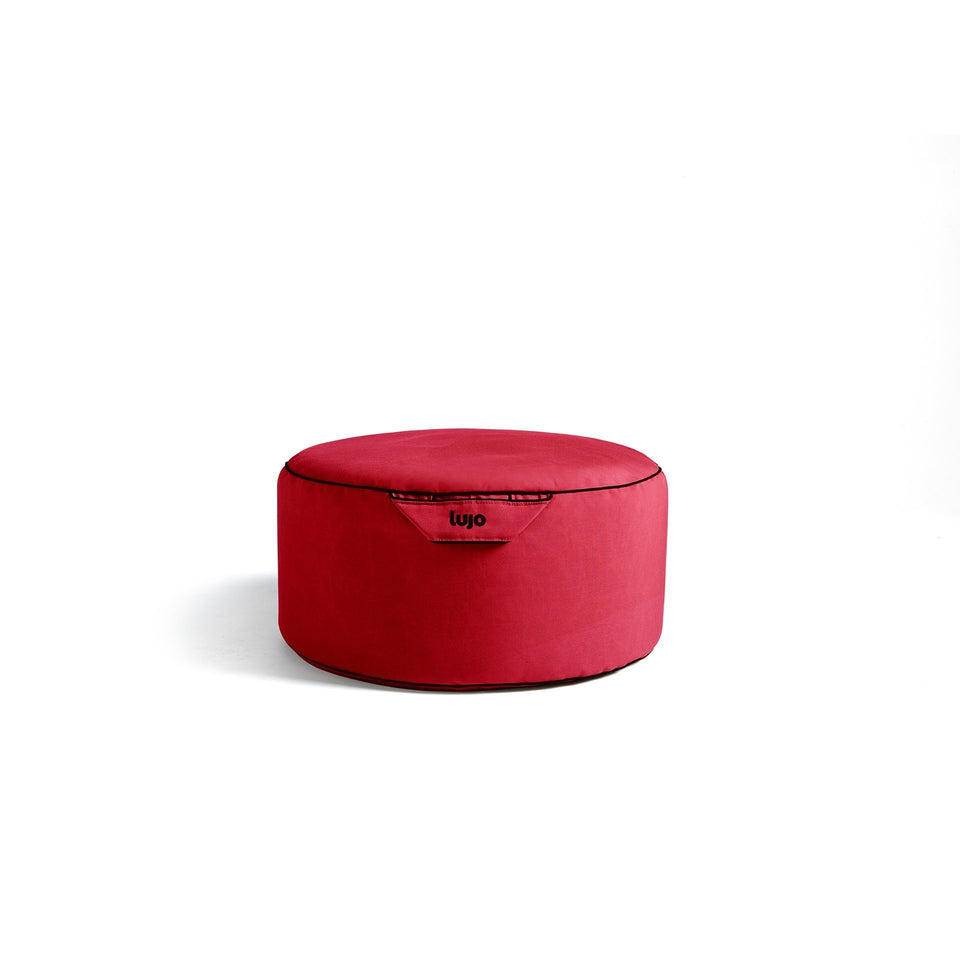 Outdoor Bean Bag Pouf