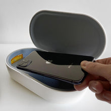 Load image into Gallery viewer, UV Sanitiser Box With Wireless Charging