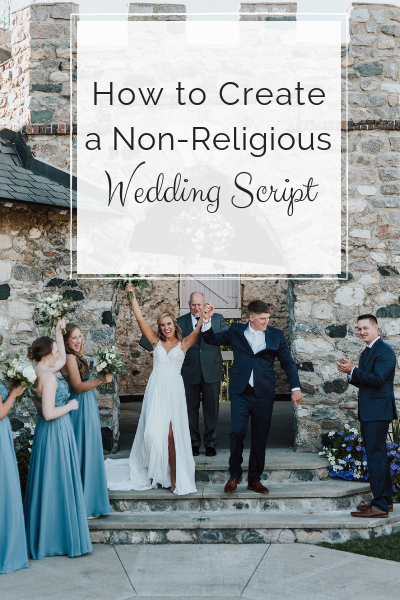 How To Create A Non Religious Wedding Script