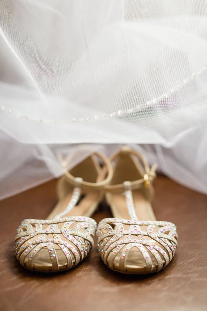 sparkly-ballet-slipper-shoes-Annie-Ryan-Wedding-Kennedy-Blue