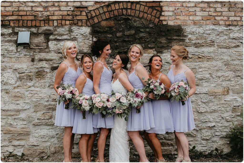 a5b1ad403a5e Trend Alert: Dusty Purple Bridesmaid Dresses – Kennedy Blue