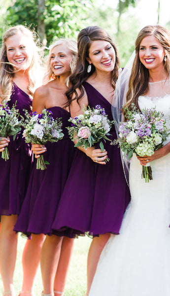 30 Picture-Perfect Bridesmaid Bouquets | Kennedy Blue