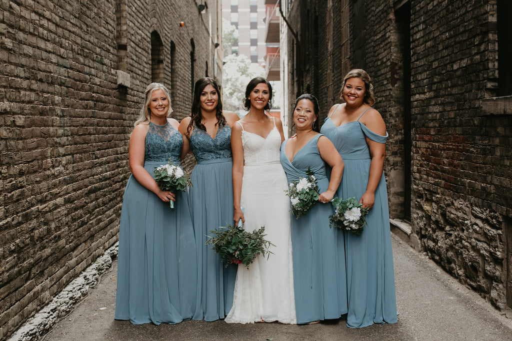 Bridesmaids will be there for you before and after the wedding