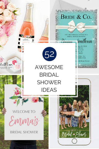 52 Awesome Bridal Shower Ideas | Kennedy Blue