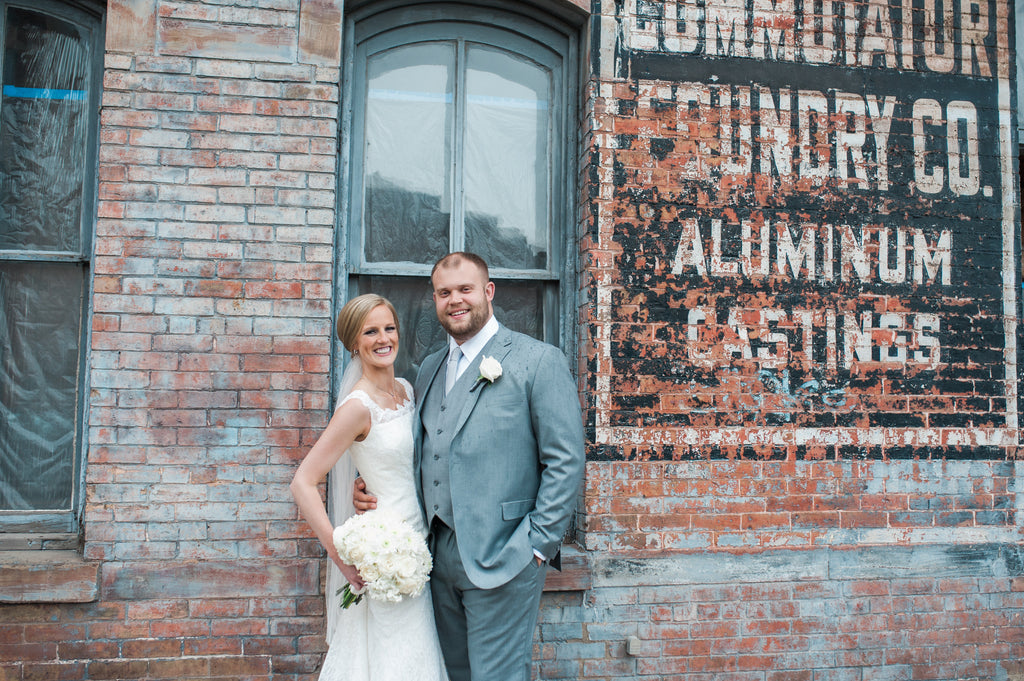 downtown Minneapolis wedding