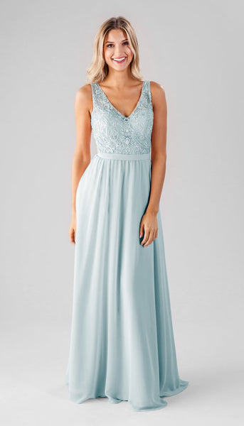 Kennedy Blue Betsy | Our Favorite Long Light Blue Bridesmaid Dresses