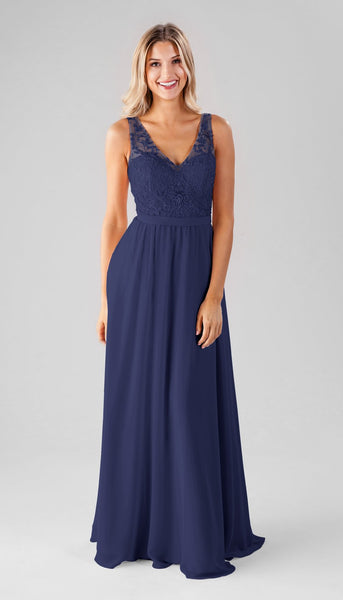Kennedy Blue Betsy | Best Bridesmaid Dresses for Big Busts