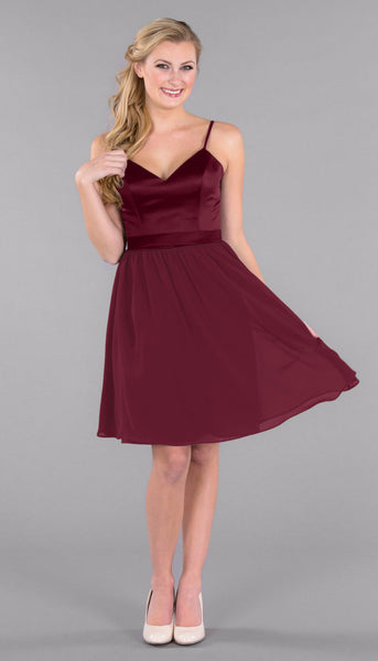 Kennedy Blue Blair Bridesmaid Dress