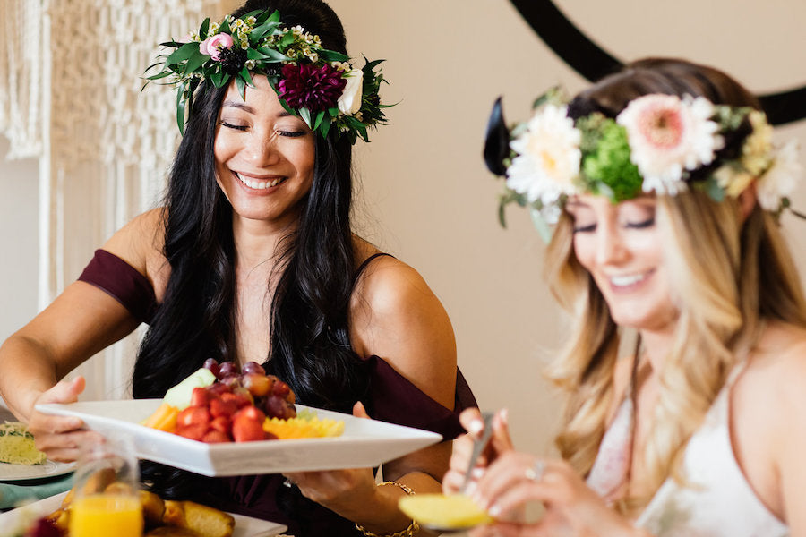 Bohemian Bridesmaids Brunch | Boho Styled Shoot