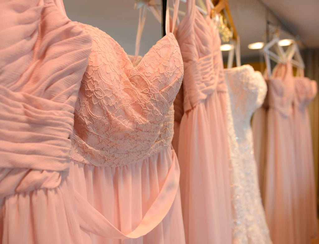 How to Take The Stress Out Of Bridesmaids Shopping