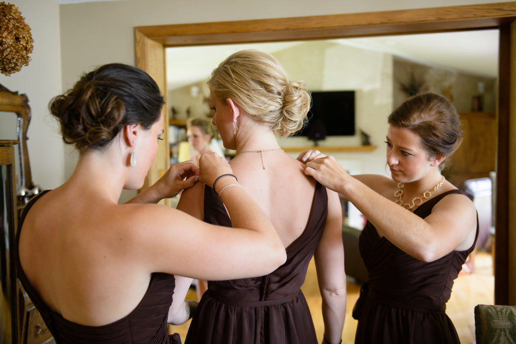 How Opinionated Can I Be When Picking Out Bridesmaid Dresses? | 10 Frequently Asked Questions about Being a Bridesmaid