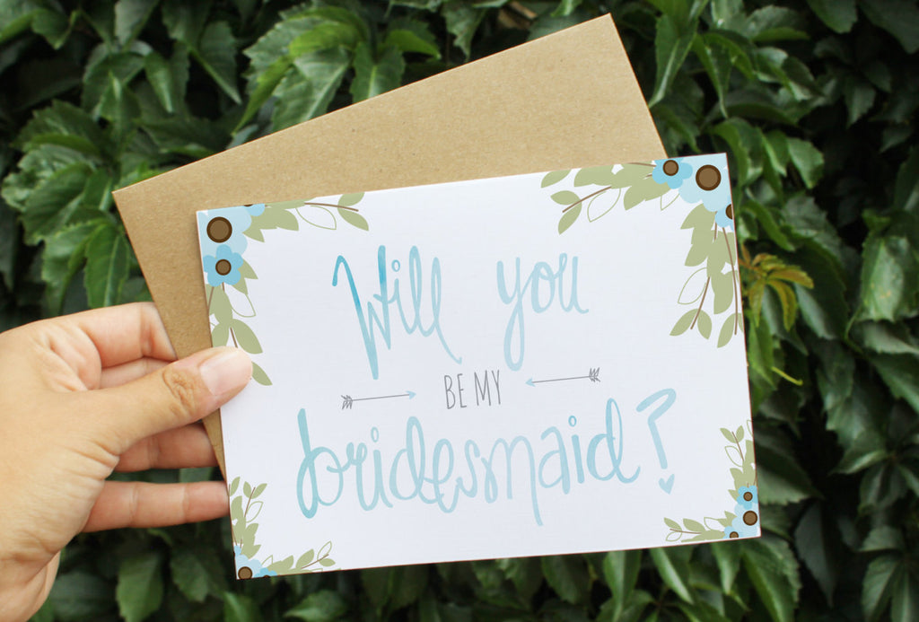 The Ultimate List of Bridesmaid Proposal Ideas - 25 Creative Ways to ask Your Bridesmaids