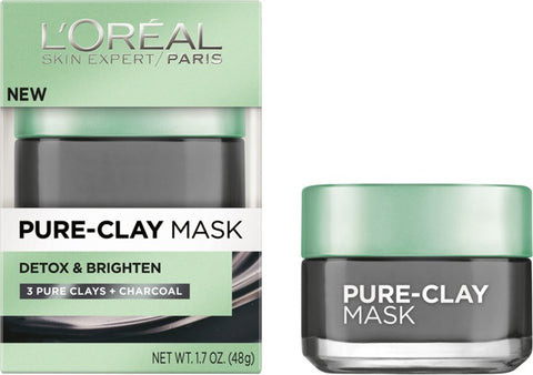 L'Oreal Pure Clay Mask | Affordable Beauty Products for Brides-to-Be | Kennedy Blue