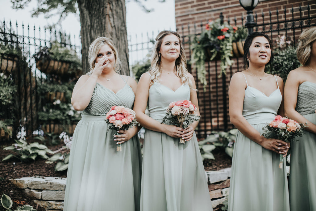 Russell Bridesmaid Dresses