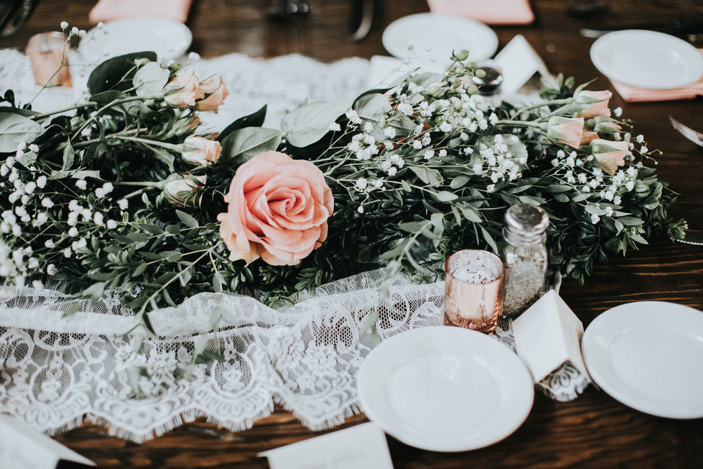 DIY Floral Wedding Decorations – Kennedy Blue