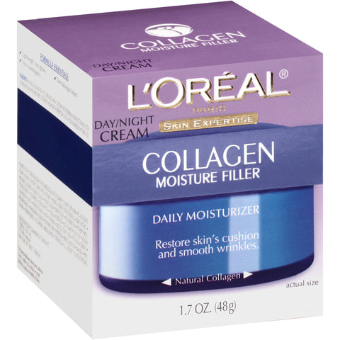 L'Oreal Collagen Moisture Filler | Affordable Beauty Products for Brides-to-Be | Kennedy Blue