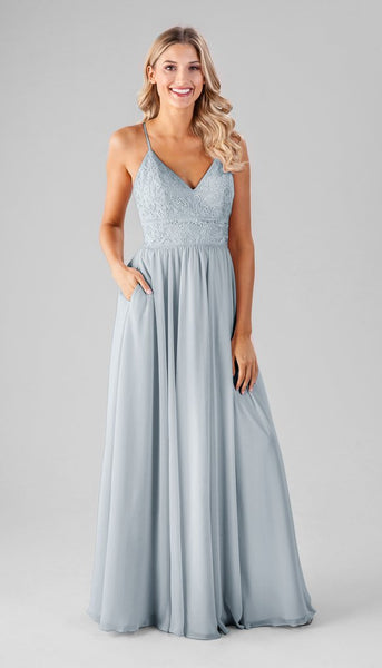 Kennedy Blue Cameron | Our Favorite Long Light Blue Bridesmaid Dresses
