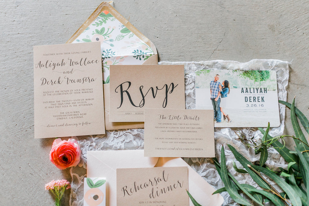 Modern wedding etiquette everything you need to know beautiful wedding invitations modern wedding etiquette everything you need to know kennedy junglespirit Image collections