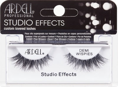 Ardell Demi Wispie False Eyelashes | Affordable Beauty Products for Brides-to-Be | Kennedy Blue
